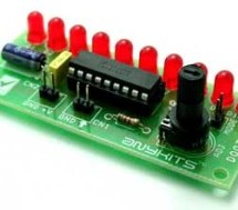 Variable Range LED Voltmeter