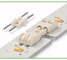 Wago LED terminal blocks are ready for small and also big applications