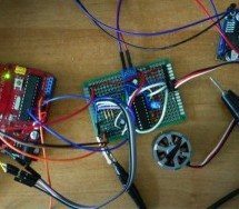 Spining BLDC(Gimbal) motors at super slooooooow speeds with Arduino and L6234
