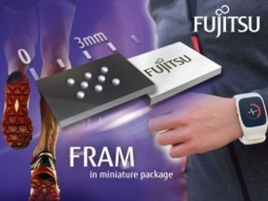 1Mbit SPI FRAM comes in chip-scale packaging
