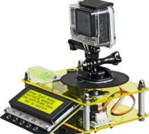 Arduino Time-Lapse Panorama Controller