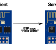 How to Make Two ESP8266 Talk