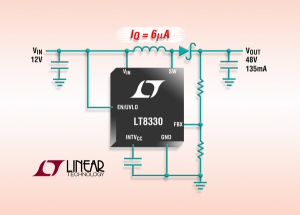 Inverting Converter with 1A