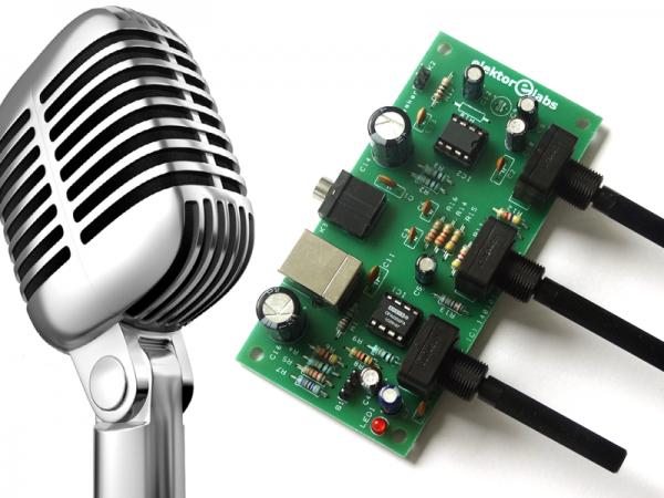 KaraOkay Microphone Amplifier
