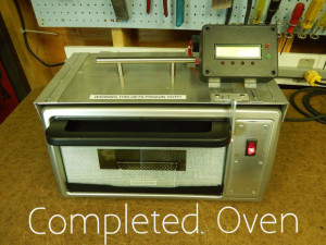 Making A SMD Reflow Oven