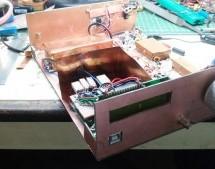 VU2ESE's radio experiments