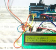 Interfacing 16×2 LCD with Arduino