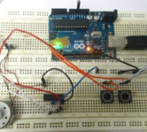DC Motor Control using Arduino