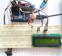 Live Temperature and Humidity Monitoring over Internet using Arduino and ThingSpeak