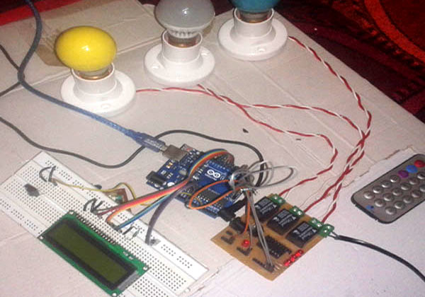 Arduino-Home-Automation