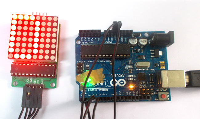 Arduino-LED-Matrix