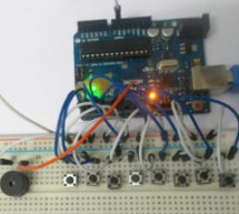 Arduino Based Tone Generator