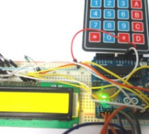 Keypad Interfacing with Arduino Uno