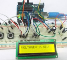 Variable Power Supply By Arduino Uno