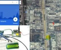 Track A Vehicle on Google Maps using Arduino, ESP8266 & GPS