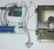 Automatic Door Opener using Arduino