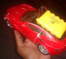 Bluetooth Controlled Toy Car using Arduino
