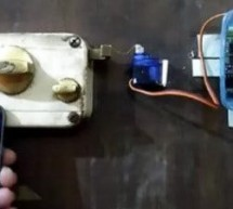 Control Door Lock Remotely Using Smartphone