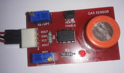 Gas-Sensor-Module