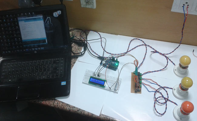 Home-automation-using-Ardui