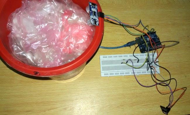IOT-garbage-monitoring-system