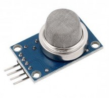 Interfacing MQ2 to Arduino- Gas Sensor for Smoke-Butane-CH4 and LPG