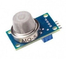 Interfacing MQ5 LPG Sensor to Arduino