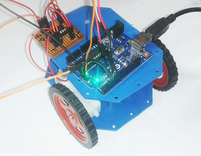 PC-Controlled-Robot