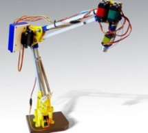 Tertiarm – 3d Printed Robot Arm