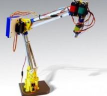 Tertiarm – 3d Printed Robot Arm