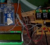 Automatic Water Level Indicator and Controller using Arduino