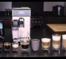 Connected coffee machine