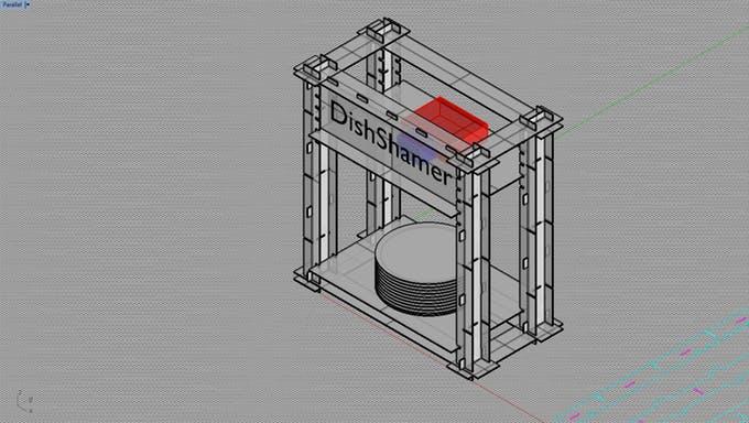 schematic dishshamer