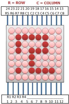 snake-game-8x8-matrix-led-display-pin-diagram