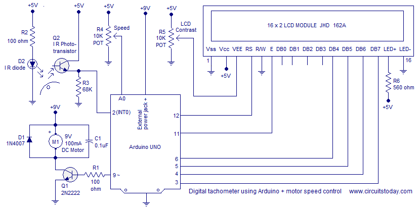 tachometer-using-arduino