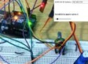 Web Controlled Servo using Arduino and Wi-Fi
