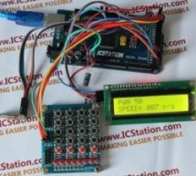 Wireless Motor Speed Control System with Arduino