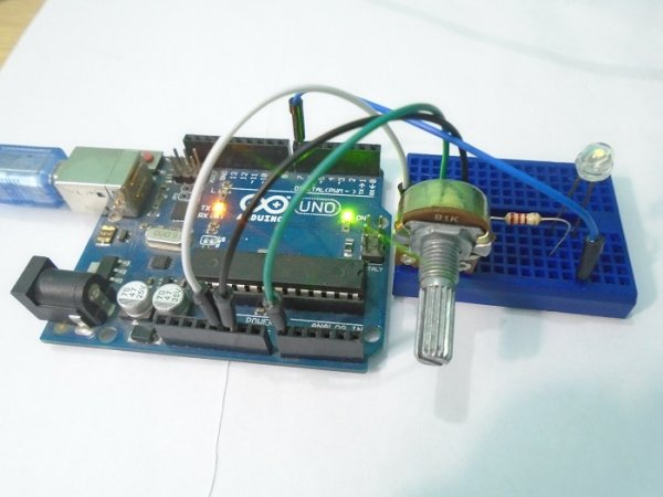 Arduino-Processing-with-LED