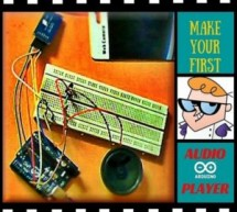 How to Make an Audio Player with Speaker Using the Arduino Uno!