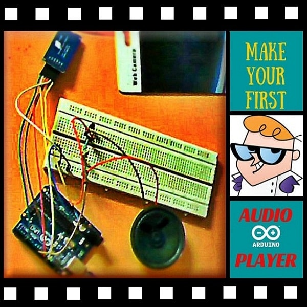 How to Make an Audio Player with Speaker Using the Arduino