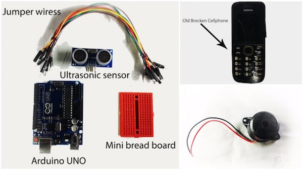 How to make a Smart Cane for the Visually Impaired with Arduino1
