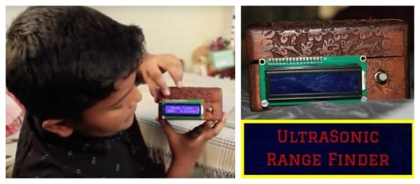 Interfacing How to Make an Arduino Uno UltraSonic Range Finder!