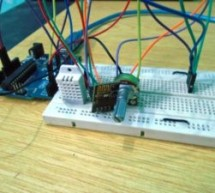 Arduino Weather Station Web Server