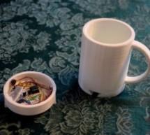 3D-Printed Prank Vibrating Cup