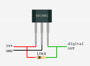 A Simple Guide to Using a Hall Effect Sensor With Arduino - IC