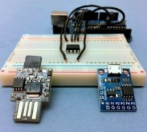ATtiny85 for Simple Projects: Arduino Basics
