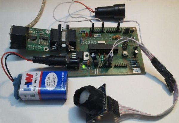 An Easy Way to Build an Arduino Powered Motion Sensor Alarm
