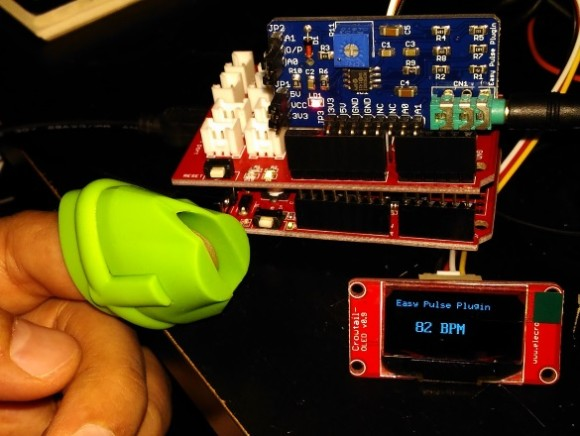 Arduino Crowtail and Easy Pulse Plugin