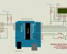 Arduino Real Time Clock Using DS1307