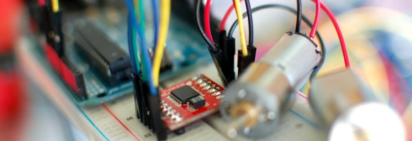 Controlling 2 motors with the TB6612FNG + Arduino